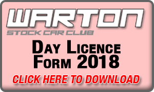 Day Licence Form 2018