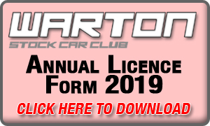 Annual Licence Form 2018