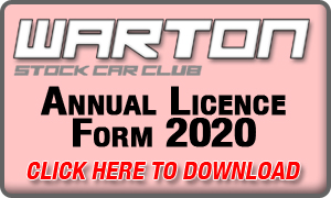 Annual Licence Form 2020